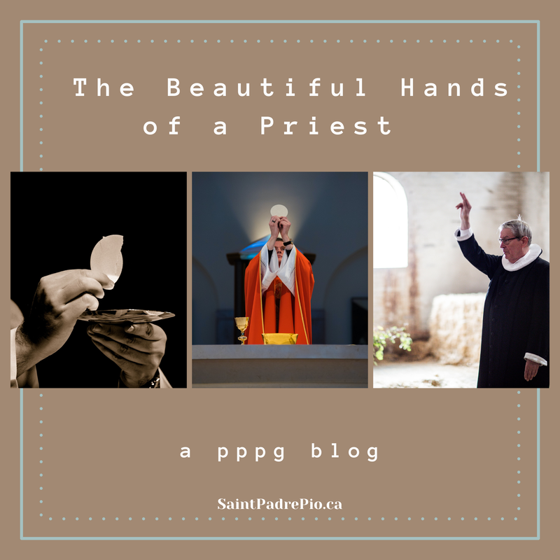 A Padre Pio Prayer Group (PPPG) Blog